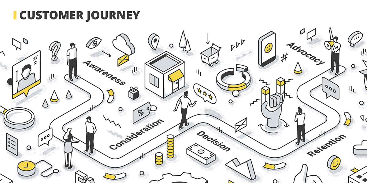 How to Create a Customer Journey Map for Your Telehealth Patients