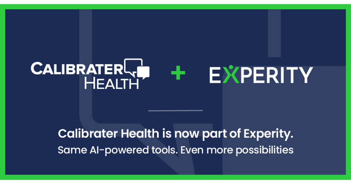 In the Press: Experity Announces Acquisition of Calibrater Health