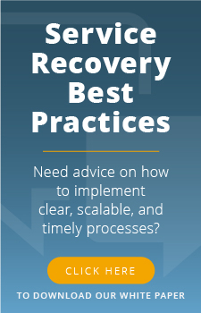 Service Recovery Best Practices